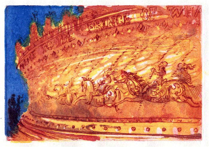 Gallopers, by Robin Linklater
